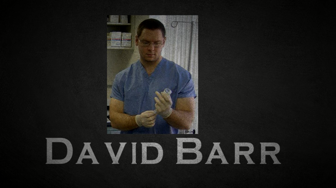People That Inspire KC-Performance, vol. 1: David Barr, MS